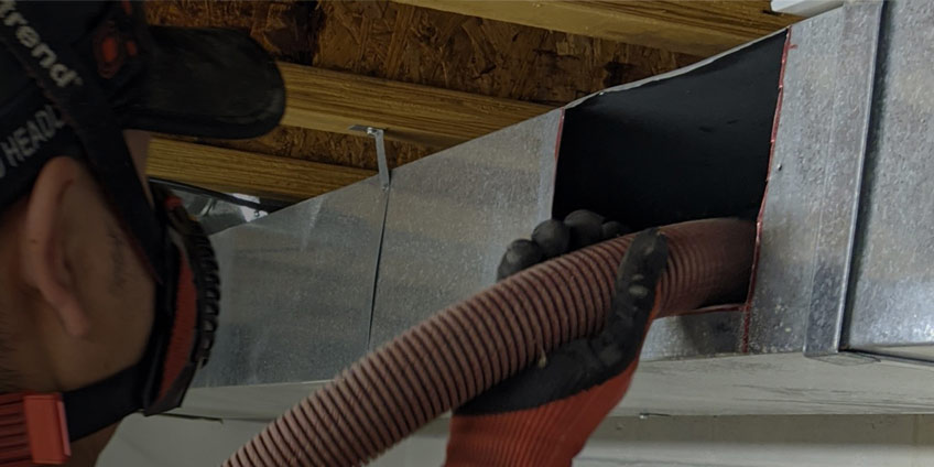 Benefit of Clean Air Ducts