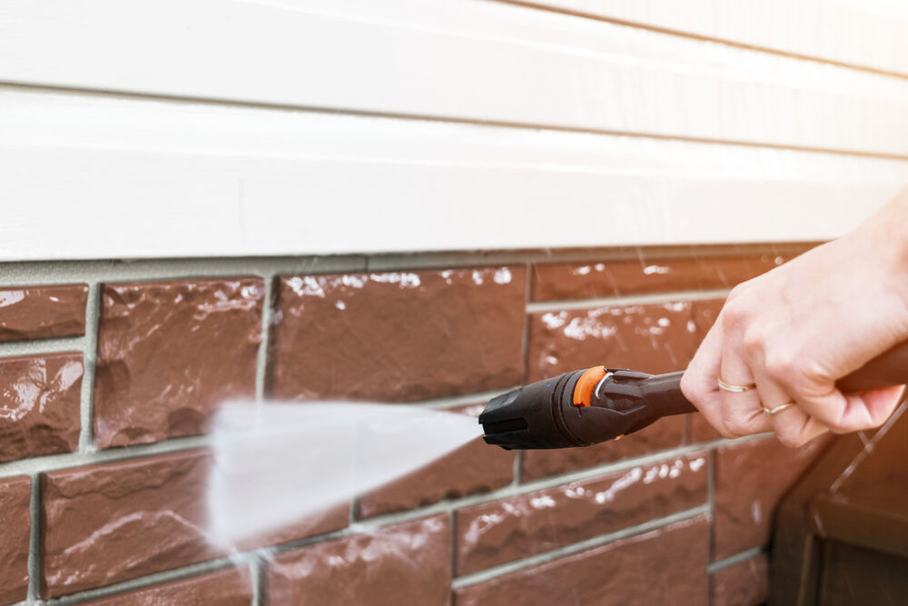 Can I Have My Brick Home Pressured Washed?